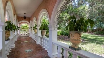 You can buy a lavish Florida mansion once owned by W.K. Kellogg for $4.5 million