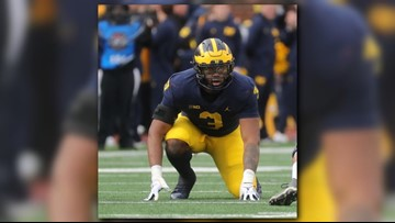 Michigan football's Rashan Gary to declare for 2019 NFL draft