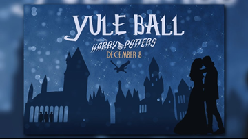 Almost time for the annual Yule Ball