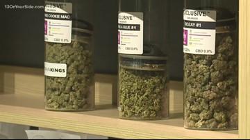 First West Michigan recreational pot dispensary runs out of flower