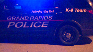 GRPD: Shots fired into SE Grand Rapids home