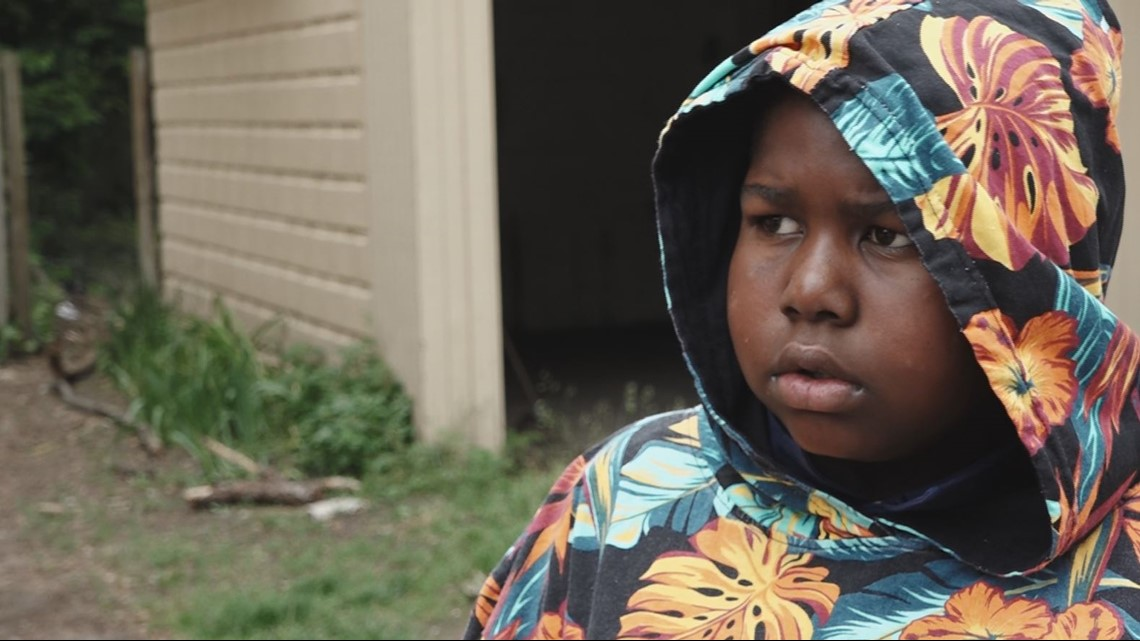 GRPD holds press conference regarding arrest of 12-year-old boy