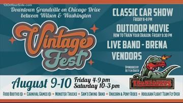 Grandville Vintage Fest set for Saturday