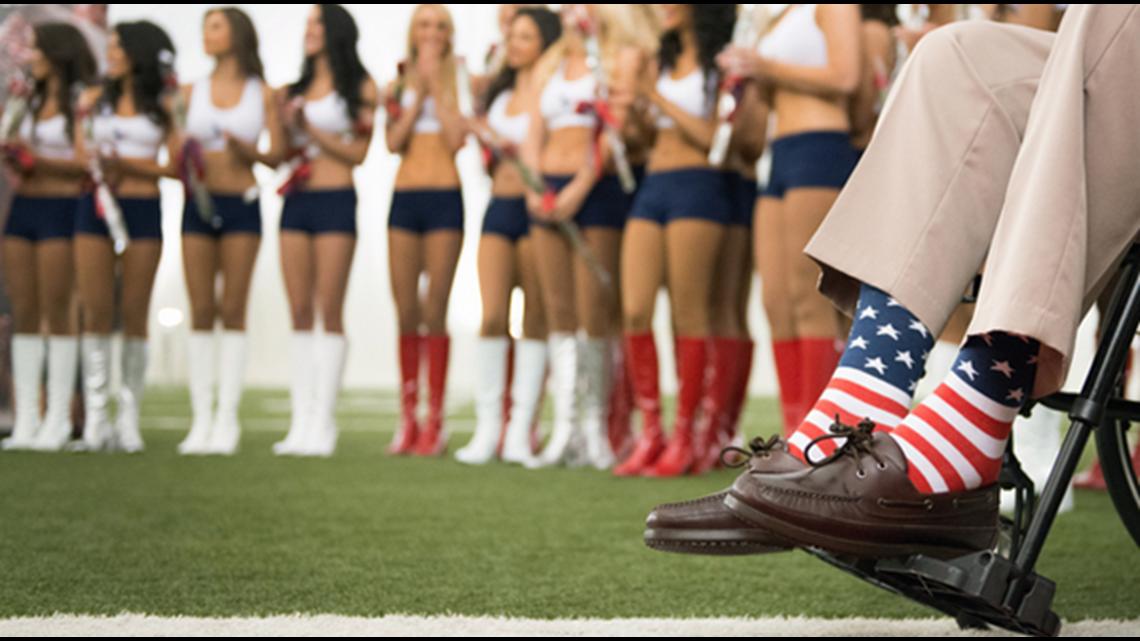Photos: George H.W. Bush's colorful socks