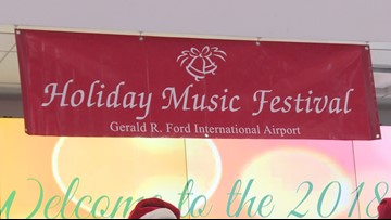 Holiday Music Festival at the Ford Airport is back for the 24th year