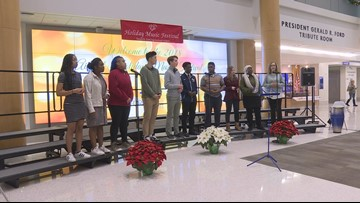 Holiday Music Festival is back at the Ford Airport for the 25th year