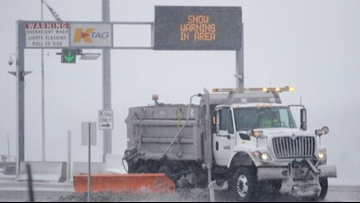 New this winter from National Weather Service: Snow squall warnings