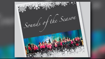 Sweet Adelines perform holiday classics