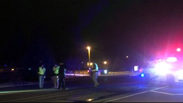 Man hit, killed while crossing M-40 in Holland