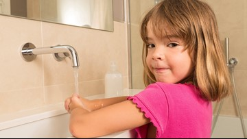 Soap or hand sanitizer? Study looks at what works for toddlers
