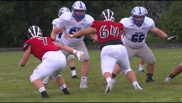 Montague football lineman commits to Grand Valley