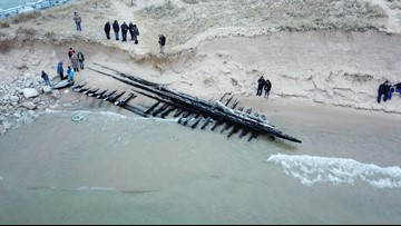Mystery shipwreck isn't legendary schooner lost in 19th century storm, experts say