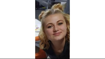 Missing 14-year-old Michigan girl may be in danger
