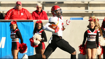 Ferris State comes up short in Division II title game, 49-47