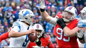 Detroit Lions' special teams woes end playoff dreams in 14-13 loss at Bills