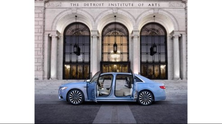 Lincoln Continental A Limited Edition Design Of 80 New Cars For