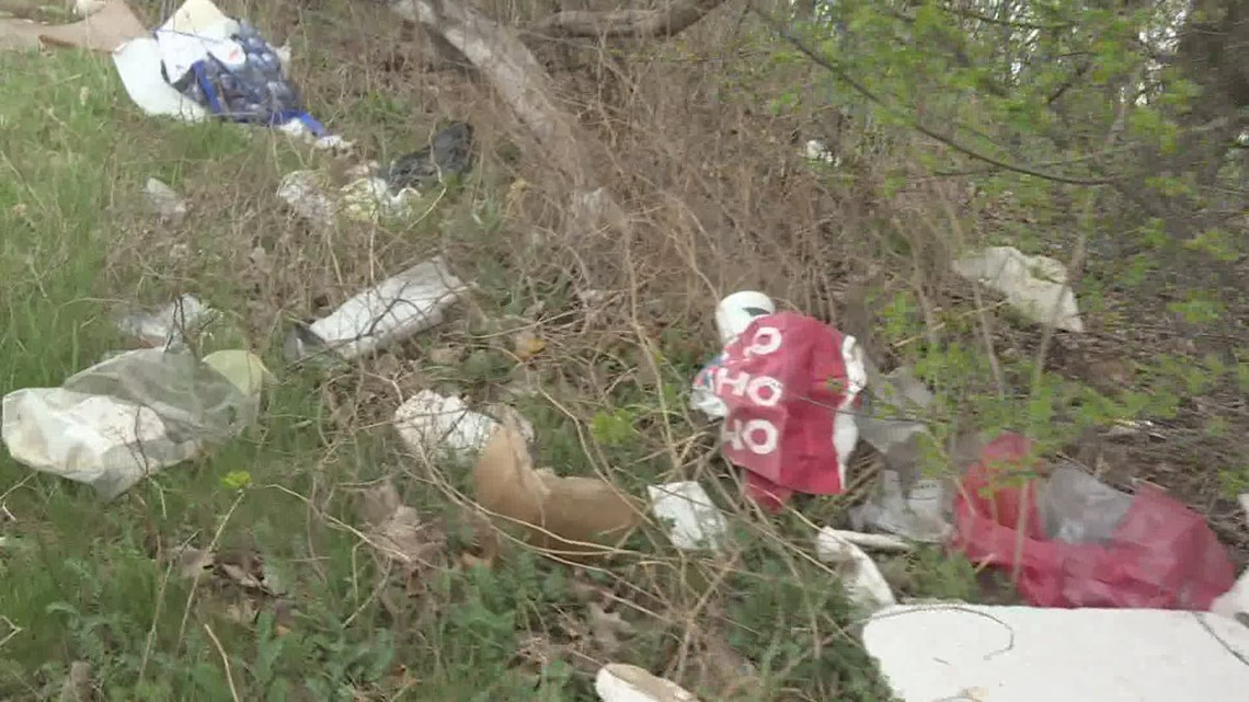 Pandemic and 'filthy litterbugs' have some Michigan roads looking trashed