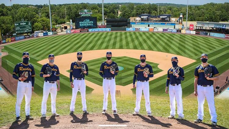 GRCC, Kellogg Community College baseball teams to face off at Lake Michigan Credit Union Ballpark