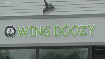 Let's Eat!: Wing Doozy