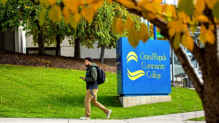 GRCC freezes tuition rate for 2021-22 academic year