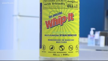An affordable all-purpose, non-toxic, pet-friendly cleaner? 'Whip It' put to the test