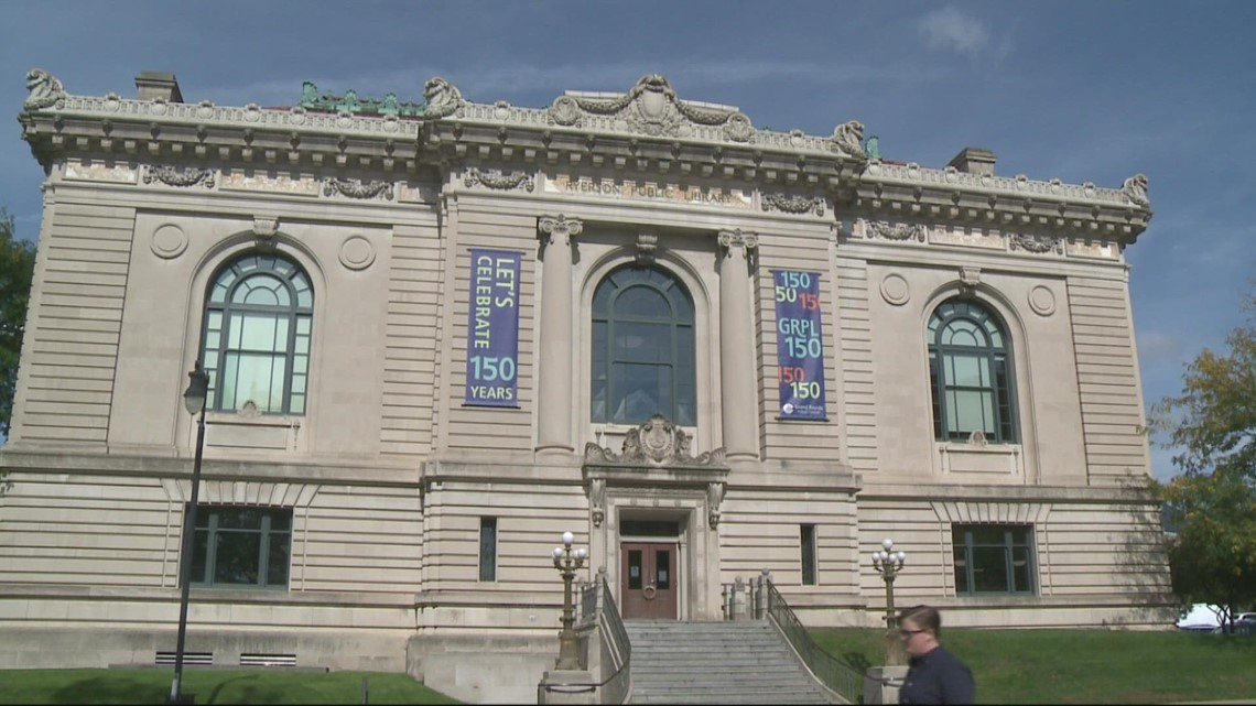 13 Reads: Grand Rapids Public Library hosting digital exhibit for 150th anniversary