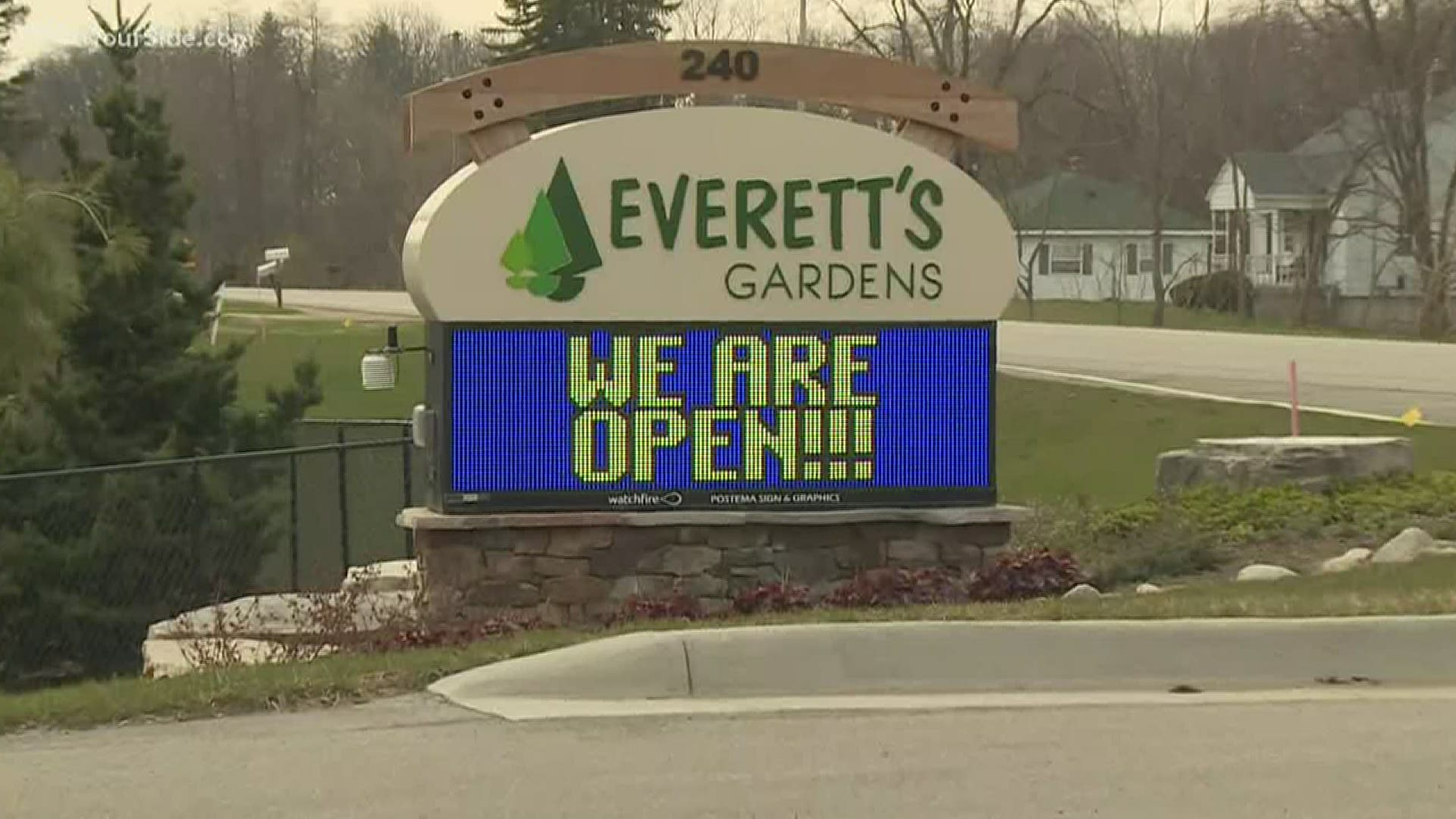 Garden Centers And Nurseries Can Reopen