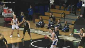 Grand Valley State vs. Parkside
