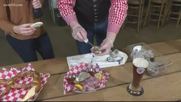 'UP to SNOW GOOD!' event at Cedar Springs Brewery Saturday