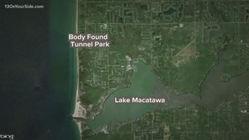 Deputies discover body from Lake Michigan shoreline