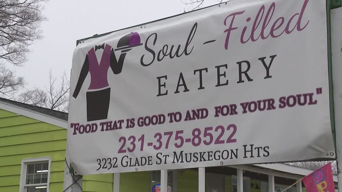 Muskegon Heights restaurant serving up food for the soul