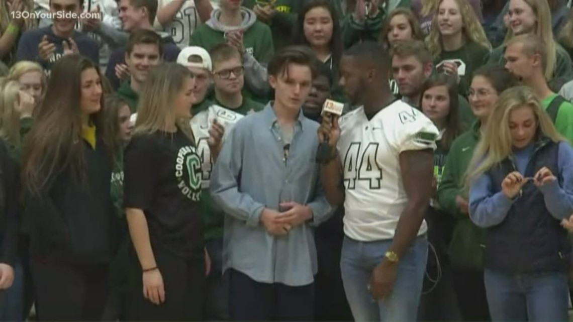 Sunrise Sidelines 2019: Cafeteria Crashers guest star, golf, volleyball and band breakout