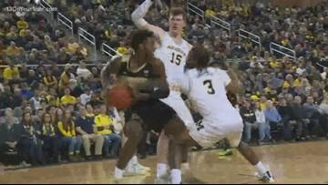 Michigan beats Purdue at home