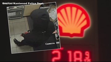 Kentwood Christmas armed robbery