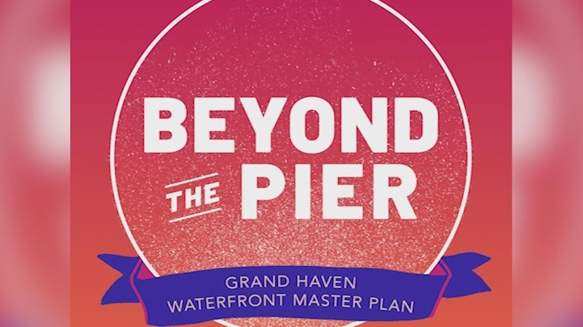'Beyond the Pier' plan for Grand Haven