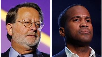 John James raises $4.8M, Gary Peters $4M in Michigan's Senate race