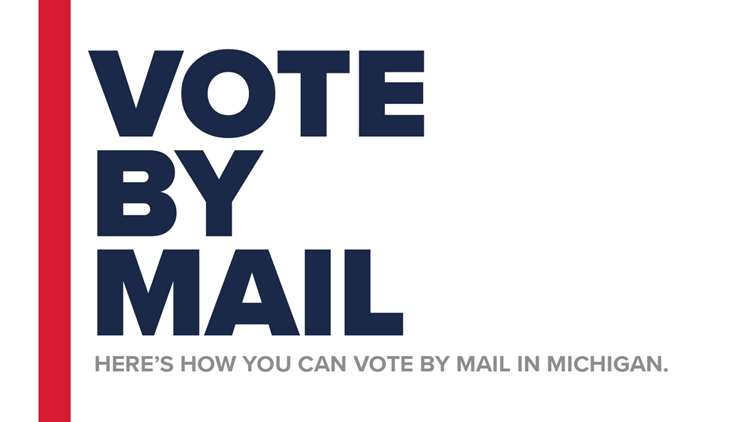 How to vote by mail in Michigan