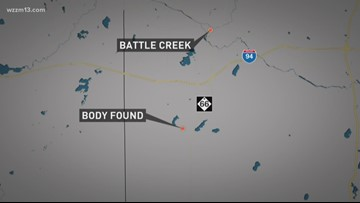 Calhoun County woman found buried in shallow grave