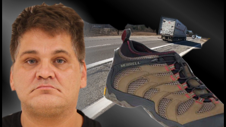 'Unique heist' of nearly 900 pairs of shoes brings probation and $130,000 bill