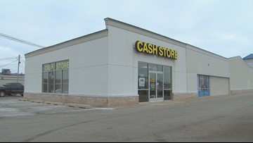 Arrest made in Georgetown Township Cash Store robbery
