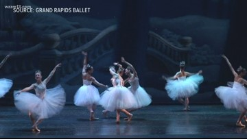 Grand Rapids Ballet to perform The Nutcracker