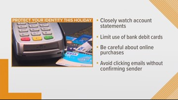 Preventing ID theft this holiday