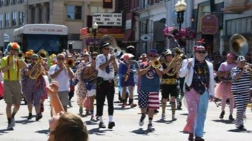 NOT CLOWNING AROUND:  Legendary 'Scottville Clown Band' needs financial help to survive