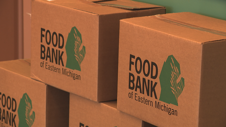 West Michigan organization helps senior citizens stay fed during pandemic