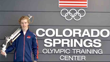Coopersville teen competes at shooting nationals for second year