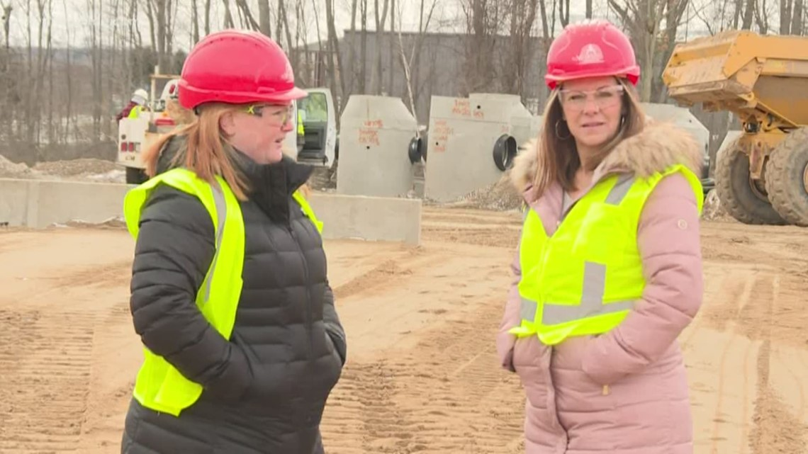 Women in Construction: Paving the way for change