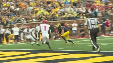 Michigan boosts its confidence against Rutgers