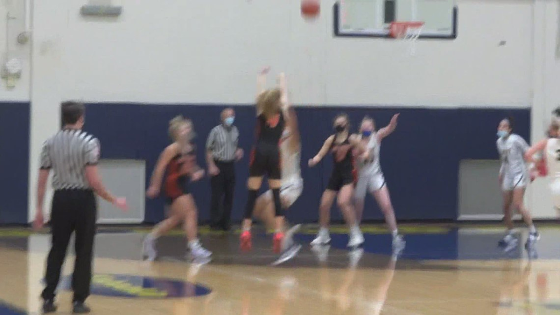 High School Basketball: East Grand Rapids vs. Byron Center