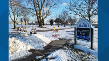Mill Point Park closed for summer, no open date in foreseeable future