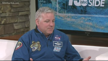 Retired NASA astronaut and Michigan native talks about the importance of STEM